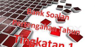 Download Rpt Geografi Tingkatan 1 Baik Bank soalan Pertengahan Tahun Tingkatan 1 Gurubesar My