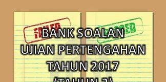 Soalan Peperiksaan Awal Tahun Pendidikan Moral Tingkatan 5 Meletup Bank soalan Ujian Pertengahan Tahun Bagi Tahun 2 2017 Sumber