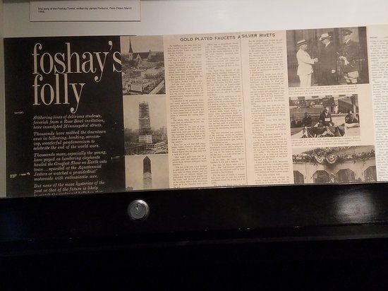 foshay tower newspaper clipping foshay tower art deco poster