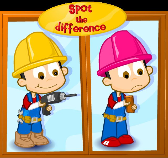 spot the difference png
