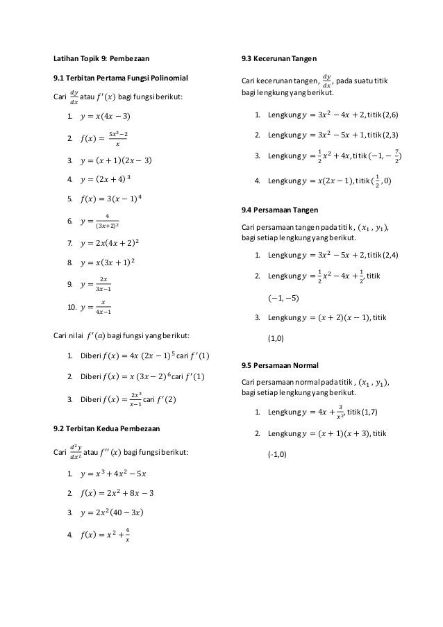 Download Rpt Matematik Tambahan Tingkatan 5 Yang Boleh Di Muat Turun Dengan Mudah Skoloh