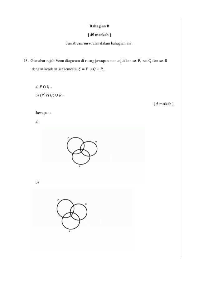 Download Rpt Pendidikan Syariah Islamiah Tingkatan 5 Bernilai Himpunan Latihan Matematik Tingkatan 5 Yang Berguna Khas Untuk Skoloh