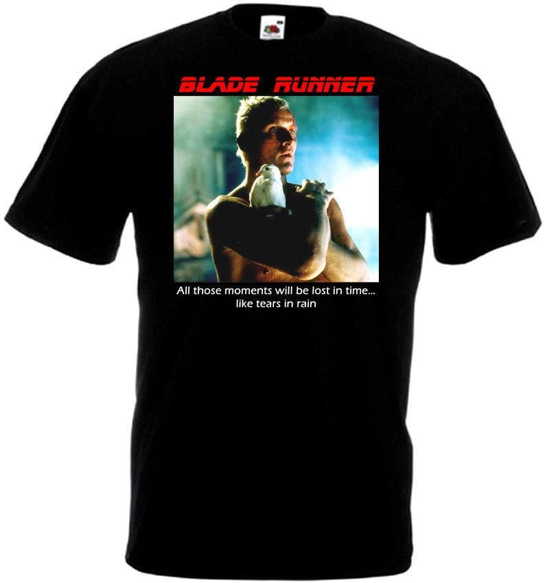 blade runner v35 t shirt black movie poster all sizes s 3xl mens tee shirts rude t shirts from no1tees43 11 48 dhgate com