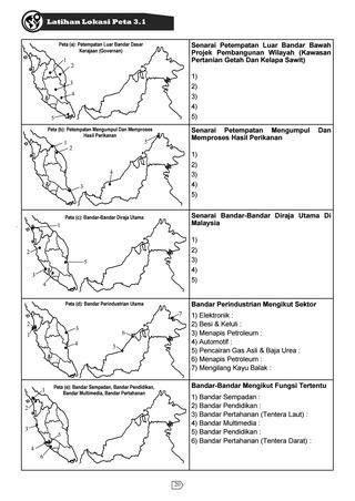3 a nota geografi tingkatan 5 exquisite sample modul geografi tingkatan 5 by buku geografi issuu