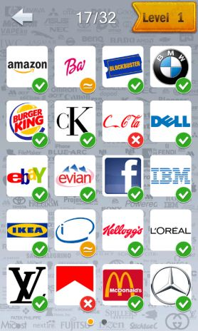 3 logo quiz tangkapan skrin 4