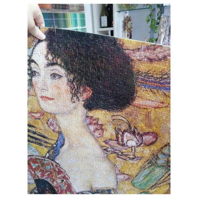 orang dewasa mainan pendidikan lukisan dewasa puzzle kertas jigsaw puzzle 2000 pieces master tua selesai ukuran 100 70 cm di teka teki dari mainan hobi