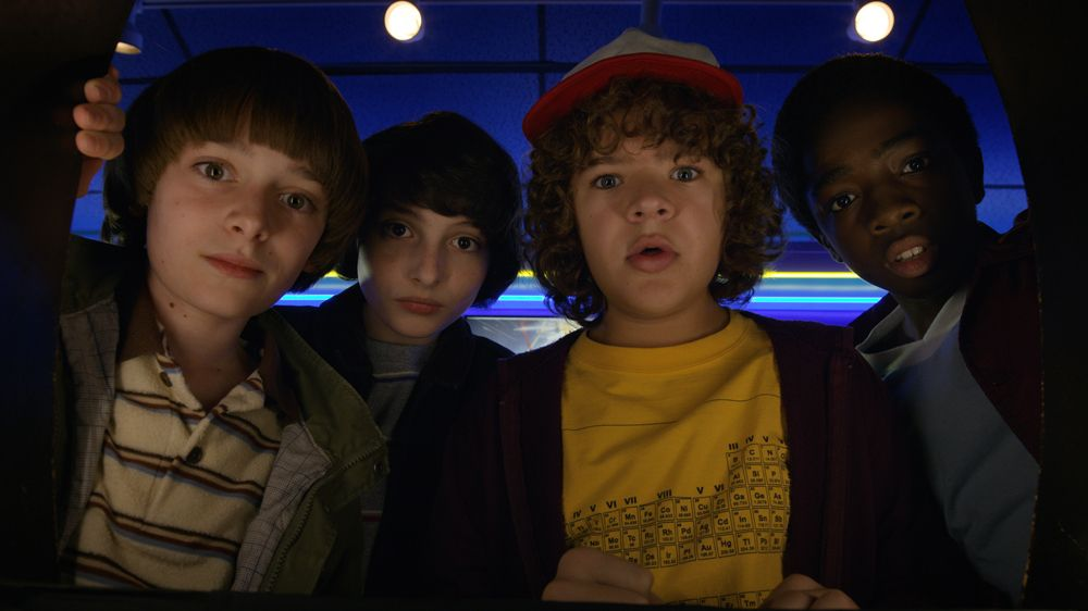 a six minute film about an incident on a long island beach filed a lawsuit tuesday accusing the creators of stranger things of ripping off the idea