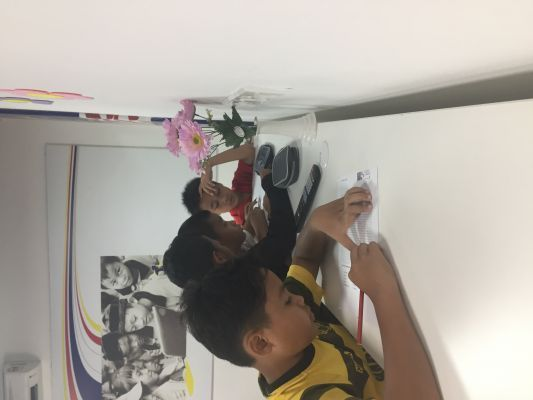 peserta yang telah menyertai program ini seramai 10 orang mereka terdiri daripada kanak kanak yang lingkungan umur 8 12 tahun dan juga merupakan ahli pi1m