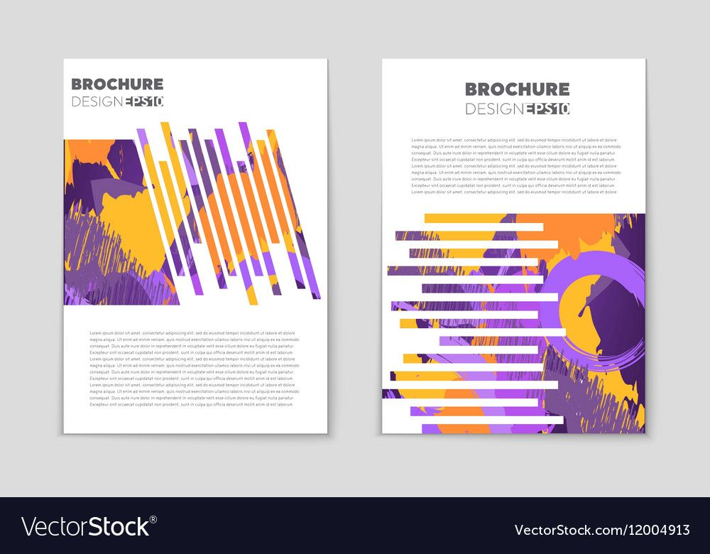 Background Poster Abstrak Menarik Abstract Layout Background for Web and Royalty Free Vector