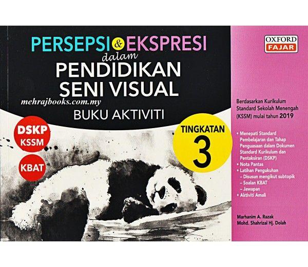 Download Dskp Pendidikan Seni Visual Tingkatan 1 Hebat Persepsi Ekspresi Dalam Pendidikan Seni Visual Tingkatan 3