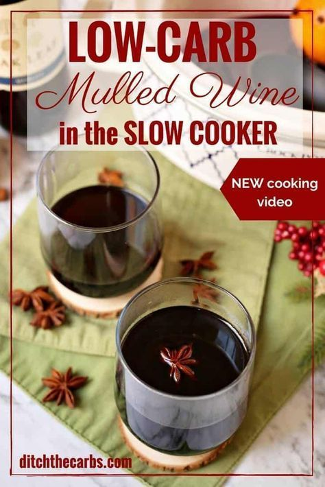 Poster Kopi Meletup Slow Cooker Low Carb Mulled Wine Recipe Mulled Wine Low Carb