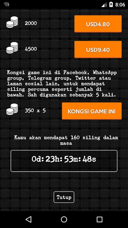 teka teki malaysia 1 0 4 screenshot 5