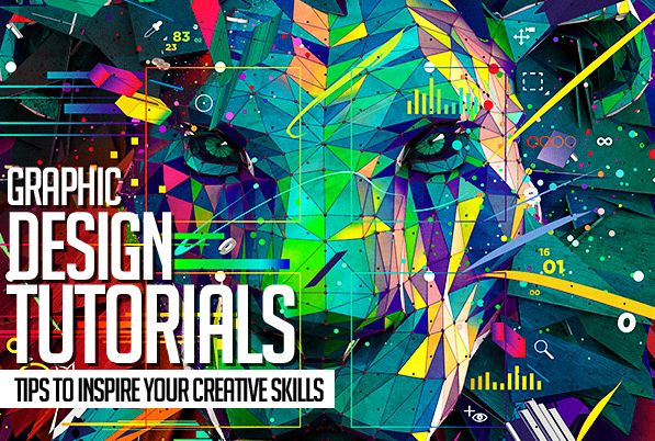 brilliant graphic design tutorials tips to inspire your creative skills