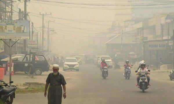 palangkaraya indonesia catat bacaan ipu paling tinggi 1 800
