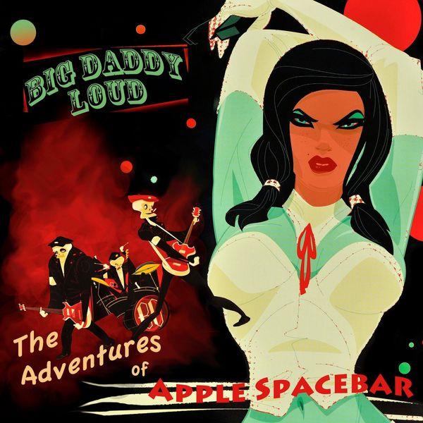 the adventures of apple spacebar feat von kopfman eric logan james allen barnes big daddy loud
