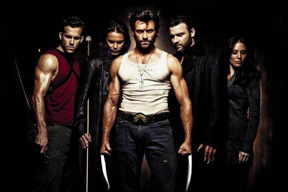 x men origins wolverine cast of characters