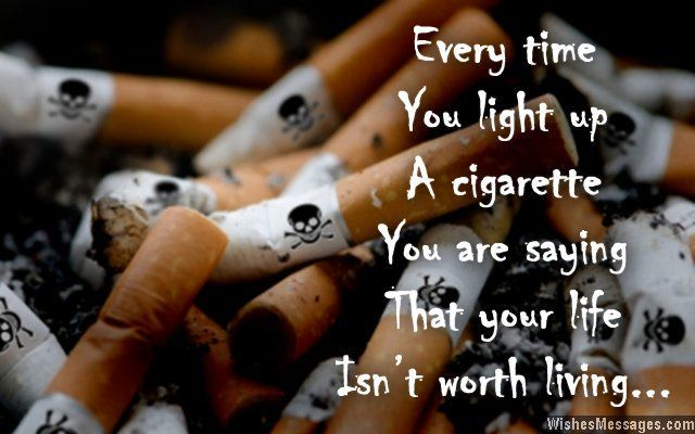 No Smoking Poster Bermanfaat Motivation to Quit Smoking Inspirational Quotes and Messages