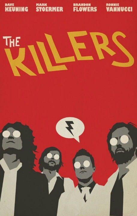 the killers si el mundo no cree en mis habilidades a por que yo
