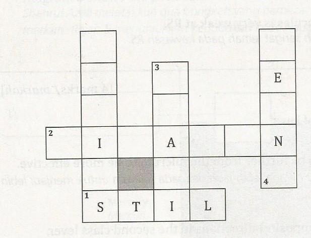 teka silang kata peribahasa dan jawapan bermanfaat pelbagai teka silang kata bahasa melayu tingkatan 5 yang
