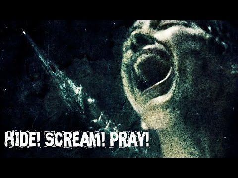 alien covenant hide scream pray poster thoughts