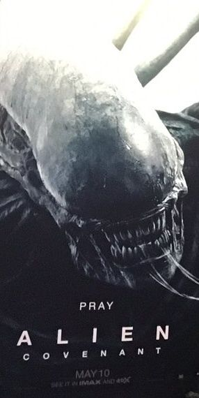 once a higher quality pic is available i ll be uploading it to the alien covenant posters gallery