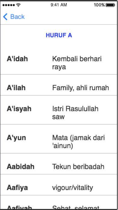 nama bayi islam terbaik 0