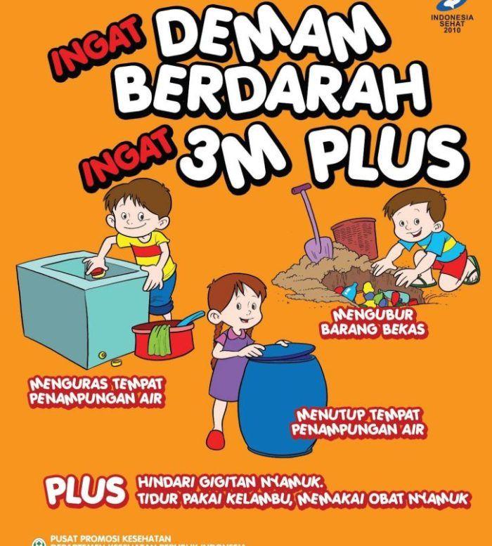 21 contoh poster pendidikan kebersihan kesehatan sangat menarik
