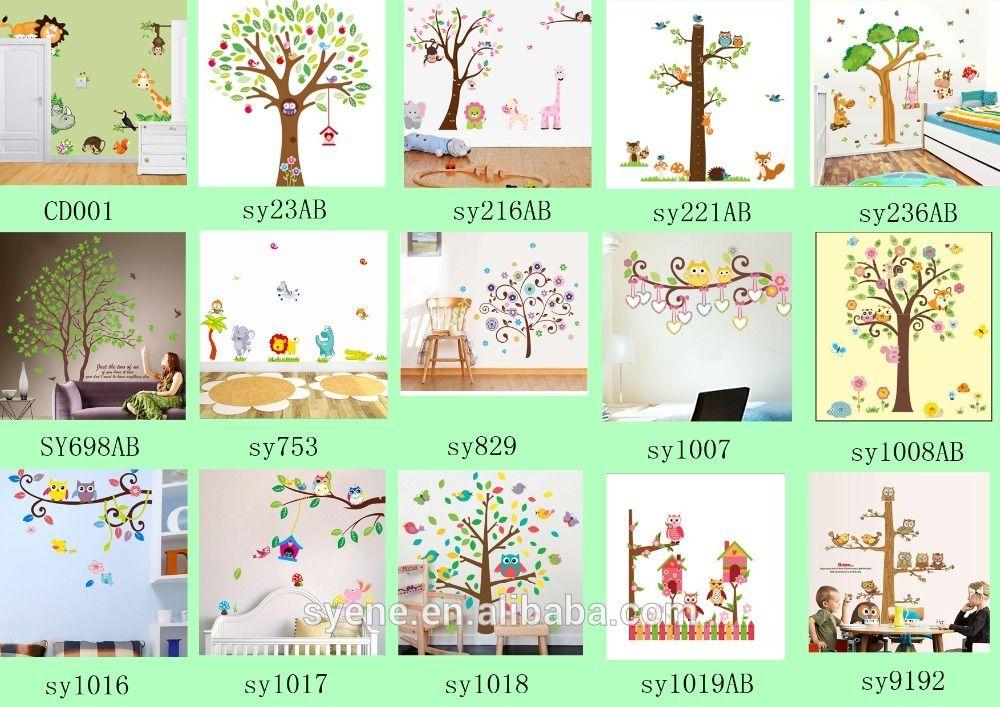 lukisan gambar bunga 3d kertas dinding dekorasi rumah dandelion stiker dinding untuk dekorasi dinding ruang tamu