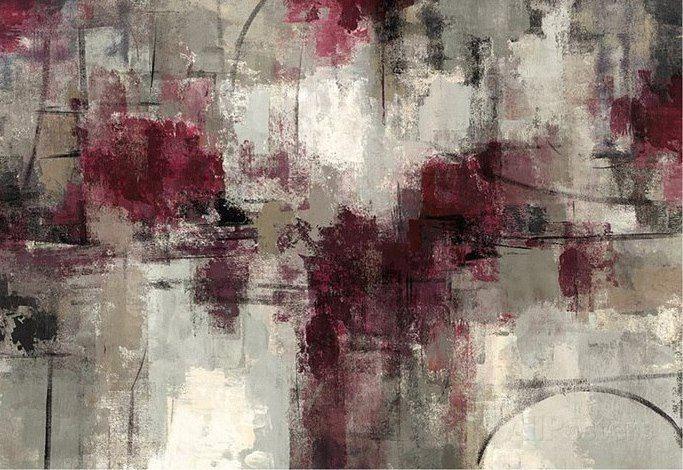 lukisan kertas pembalut hadiah bermanfaat a hadiah seni abstrak pada kanvas minyak lukisan landscape batu