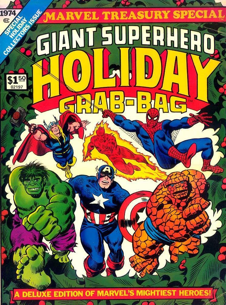 Marvel Poster Terbaik Marvel Treasury Special Vol 1 1 Marvel Database Fandom Powered