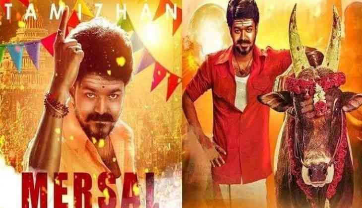 mersal poster meletup mersal thalapathy vijay s diwali release to become the third indian