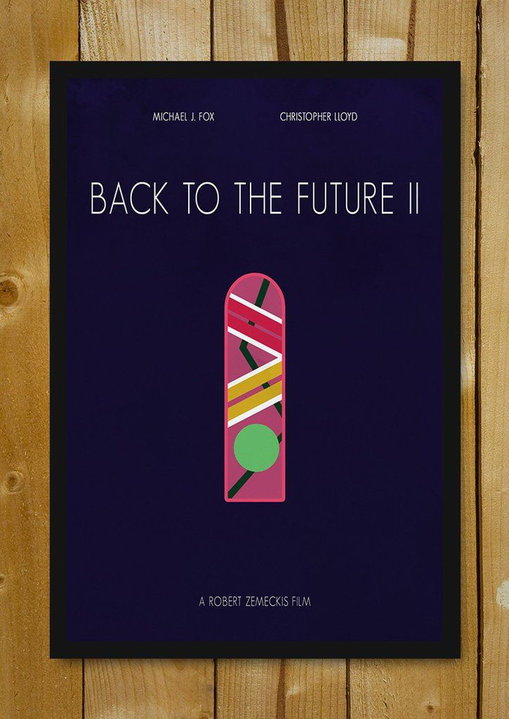 buy framed posters online shopping india back to the future minimal art glass framed poster postergully