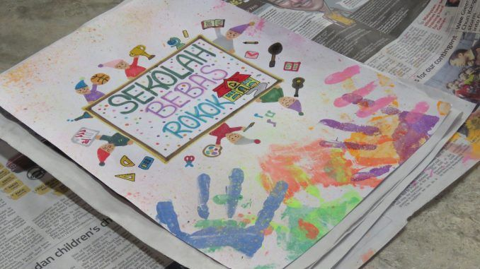 pada 3 april 2018 selasa sekolah menengah kebangsaan seri kembangan telah mengadakan pertandingan melukis poster anti