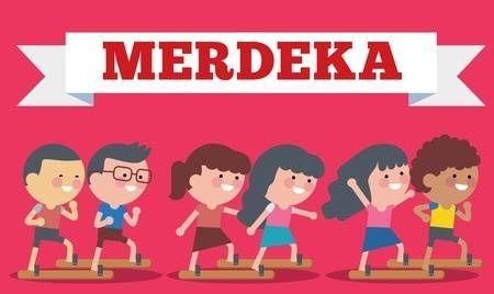poster hari kemerdekaan terbaik hari merdeka stock photos royalty free hari merdeka images
