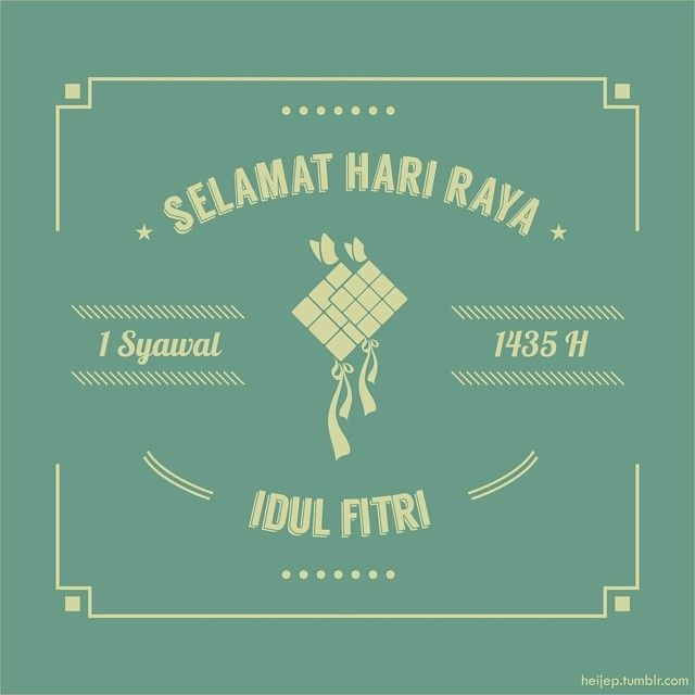 Dapatkan Poster Idul Fitri Yang Terbaik Dan Boleh Di