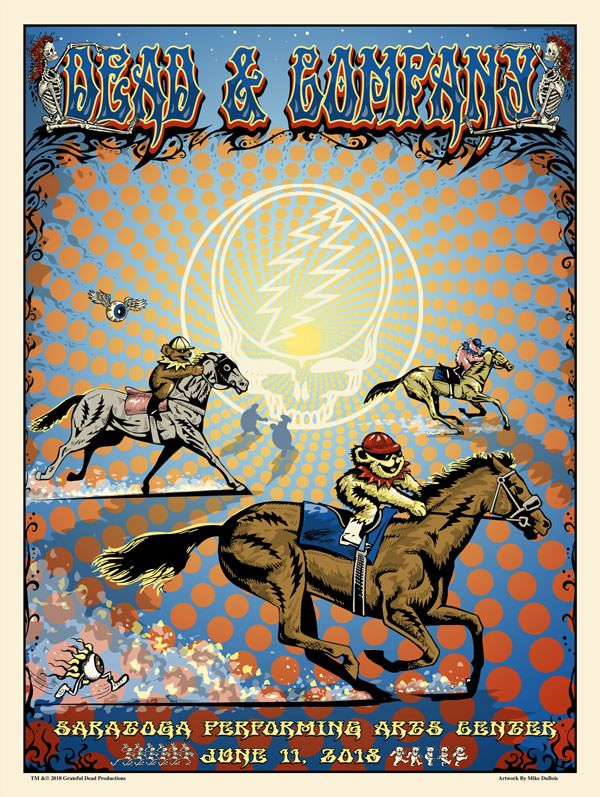 dead and company tour poster gallery