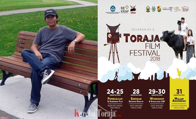 catatan untuk toraja film festival dari canada