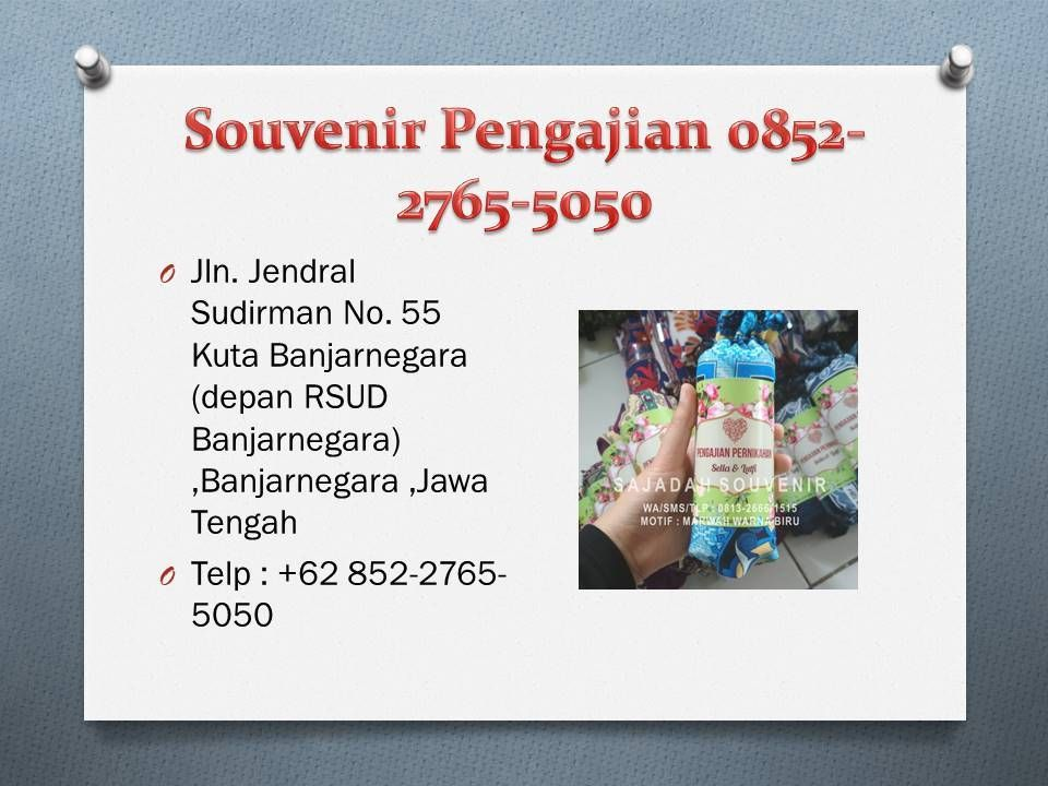 contact person 0852 2765 5050
