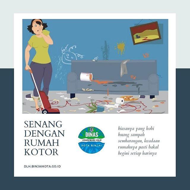 katanya kalau org yg hobi buang sampah sembarangan keadaan rumahnya juga bakal seperti ilustrasi diatas kalau emg benar yang kata orang orang tuh
