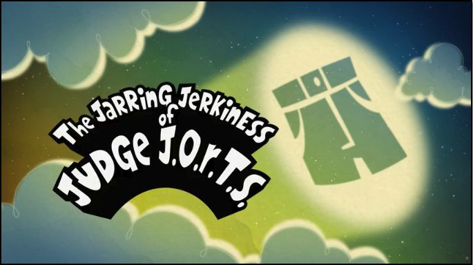 Recycle Poster Bernilai Captain Underpants and the Jarring Jerkiness Of Judge J O R T S