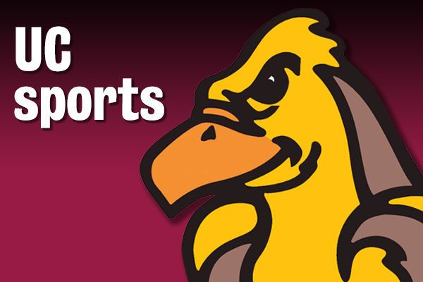 uc baseball golden eagles thump mercyhurst 10 2 in first game of super regional