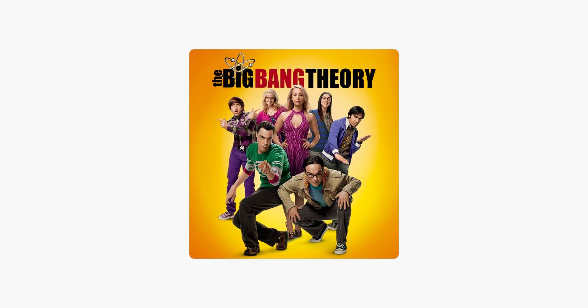 the big bang theory series 1 6 on itunes