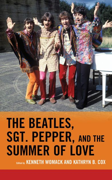 the beatles sgt pepper and the summer of love
